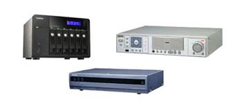 NVR(ネットワークカメラ専用ビデオレコーダー)